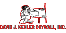 David J. Kehler Drywall, Inc. Logo